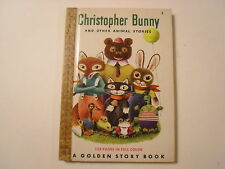 LGB - Christopher Bunny, Richard Scarry, Golden Story Book, 1949