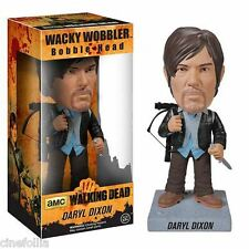 Bobble-head Daryl Dixon Biker The Walking Dead wacky wobbler AMC Funko