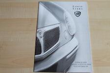 80945) Lancia Lybra + SW - Preise & technische Daten & Ausstattungen - Prospekt