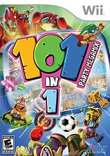 101-in-1 Party Megamix - Nintendo  Wii Game