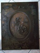 Antique Fireplace Cover - W. L. Sharp & Son - 1895 - #814