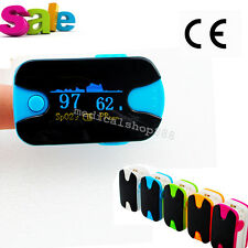 OLED Finger Pulse Oximeter SPO2 PR Meter Blood Oxygen Saturation tester  FDA New