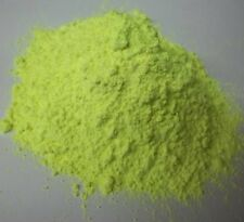 FLUORESCENT YELLOW 250g POWDER PAINT  FOR ART & CRAFT