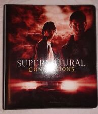 Supernatural Connections Trading Card Binder full (Seasons 1 - 3 + Connections)