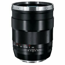 CARL ZEISS DISTAGON T* 35mm F1.4 LENS ZE FOR CANON 5D Mark III 6D 7D II 1Dx 1D