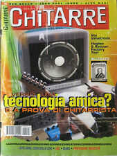 CHITARRE 196 2002 Alex Masi Reb Beach John Paul Jones Andrea Quartarone