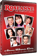 Roseanne Barr: Complete TV Series Seasons 1 2 3 4 5 6 7 8 9 DVD Boxed Set