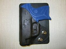 Braids Holsters, RUGER LCP 2  leather wallet & pocket holster
