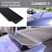 Painted For Audi A4 B7 2006~2008 Sedan V-Style Rear Roof Spoiler Wing