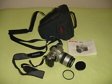 Pentax ZX-7 Camera with 28-80mm Pentax-FA Lens Case