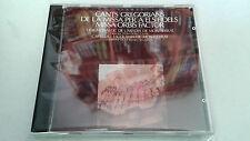 """COR MONASTIC DE MONTSERRAT """"CANTS GREGORIANS DE LA MISSA PER A ELS FIDELS"""" CD"""