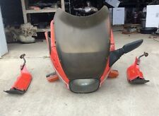81-82 CB900F HONDALINE FRONT FAIRINGS AND MOUNT