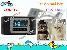 Vet Animal Veterinary Pulse Oximeter,Blood Oxygen Saturation,SPO2 ,FREE SHIPPING