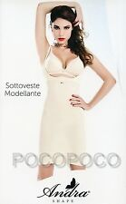 SOTTOVESTE MODELLANTE DONNA EFFETTO PUSH UP ANDRA ART. 12