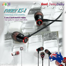 IVERY IS-1 Phone In Ear HIFI Earphone Earbud with Mic -iPhone Samsung HTC