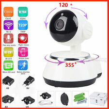 Pan Tilt 720P Security Network CCTV IP Wireless Wifi Camera Night Vision Webcam