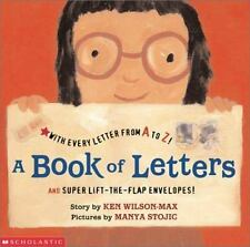 A Book of Letters by Ken Wilson-Max (2002, Hardcover)
