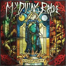 MY DYING BRIDE - FEEL THE MISERY 2 VINYL LP NEU