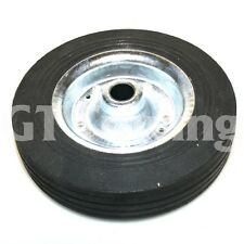 Replacement Ifor Williams & Brian James Trailer Steel Solid Jockey Wheel - MP228
