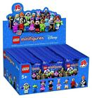 LEGO DISNEY COLLECTIBLE MINIFIGURES Sealed Case/box 60 Packs 71012 series 16 set