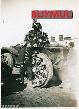 BUYMUC Foto Ungarn Soldat komischer Panzer ? 28,6,15 7