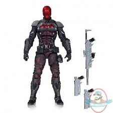 Batman Arkham Knight Red Hood Action Figure Dc Collectibles