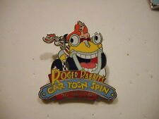 Roger Rabbits Car Toon Spin & Jessica Rabbit 20th Ann 3-D Disney Pin L/E 1500