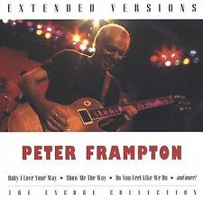 Extended Versions Frampton, Peter Audio CD -Recorded Live