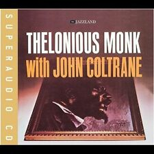 Thelonious Monk with John Coltrane - Super Audio CD SACD Hybrid Jazzland