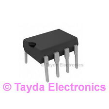 2 x LM393N LM393 IC LOW POWER DUAL VOLTAGE COMPARATORS - FREE SHIPPING
