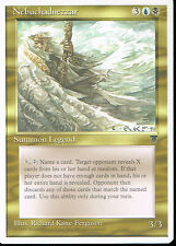 MAGIC THE GATHERING CHRONICLES GOLD NEBUCHADNEZZAR