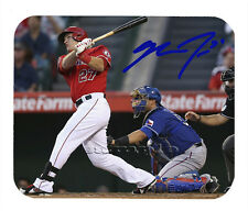 Item#2172 Mike Trout Los Angles Angels Facsimile Autographed Mouse Pad