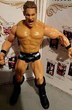 WWE WWF Y2J Chris Jericho Jakks Pacific Wrestling Figur 2005 + Knieschoner