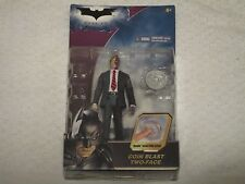 Mattel DC Hero Zone The Dark Knight Batman Coin Blast Two-Face Action Figure