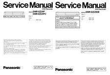 Panasonic DMR EZ28 DVD Recorder Service Manual Repair Guide