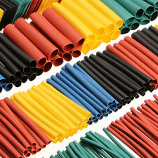 260pcs/Set Assortment 2:1 Heat Shrink Tubing Tube Sleeving Wrap Wire Cable Kit