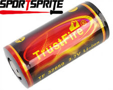 TrustFire TF32650 3.7V 6000mAh Li-ion Rechargeable Battery for Flashlight Torch