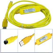 PLC Programming Cable upgrade USB-SC09-FX for Mitsubishi FX Series support WIn7