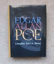 Edgar Allan Poe Complete Tales and Poems by Edgar Allan Poe (2009, Hardcover)