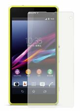 2 Pack Screen Protectors Protect Cover Guard Film For Sony Xperia Z1 Compact