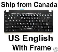 ASUS EEE PC Seashell 1015p 1015pe 1015pn Keyboard with Frame- US English