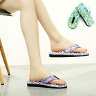Women Flip-flops Slippers Summer Beach Massage Slipper Sandals Bath Shoes