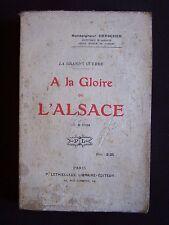 A la Gloire de l'Alsace