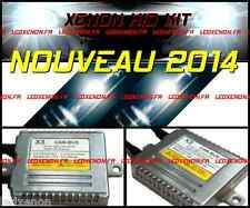 ★2014★ KIT XENON HID AMPOULE H7 AUDI A4 S4 RS4 SERIE 1 2 3 TUNING CONVERSION