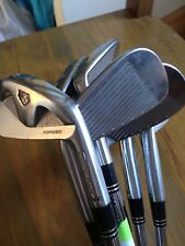 TaylorMade RAC TP Forged Irons 4-PW - RIFLE SHAFTS