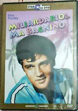 Miliardario... ma bagnino (1967) DVD Edizioni master Elvis Presley