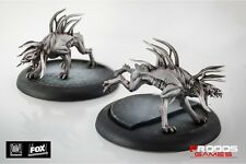 Alien Vs Predator: Predator Hellhounds Expansion *The Hunt Begins* AVP Boardgame