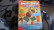 ANGRY BIRDS ON THIN ICE GAME  - PLAY ANGRY BIRDS  IN REAL LIFE 2-4 PLAYERS