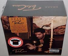 DRAKE TAKE CARE (DELUXE EDITION) BRAND NEW SEALED CD + LARGE YMCMB T-SHIRT