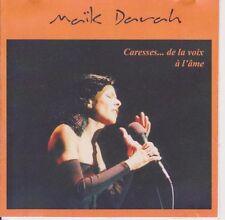 MAÏK DARAH - CARESSE... DE LA VOIX A L'AME  (CD)7 TITRES